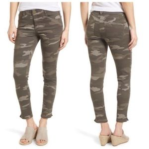 Wit & Wisdom Ab-solution Camo Ankle Skimmer Pants